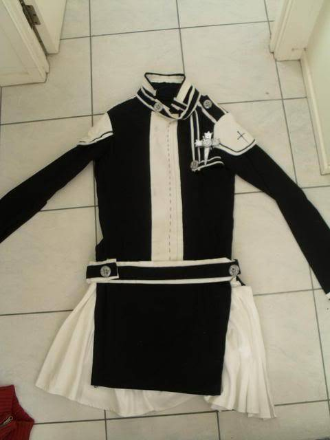 [Seller] Misa, Lenalee and Lightning costumes for sale (made by me) SDC10240