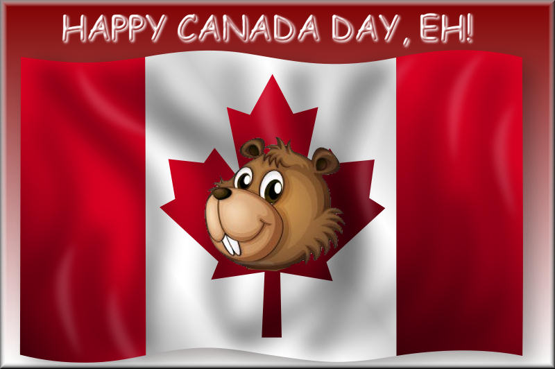 Happy Canada Day, EH! CanadaDay