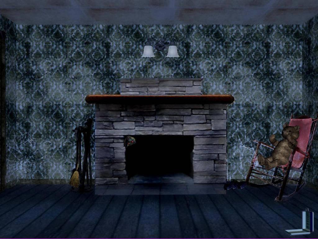 A Sneak Peak At Terror Within Hawk Manor Hawk%20Livingroom