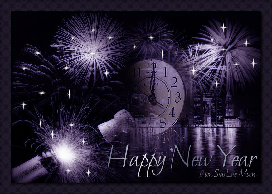 Happy New Year From StarLite Ny2015Puz