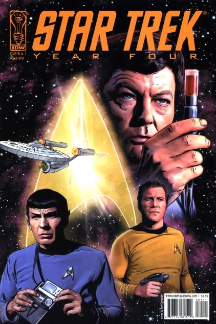 Year Four: The Enterprise Experiment [TOS;2008] 1bmin