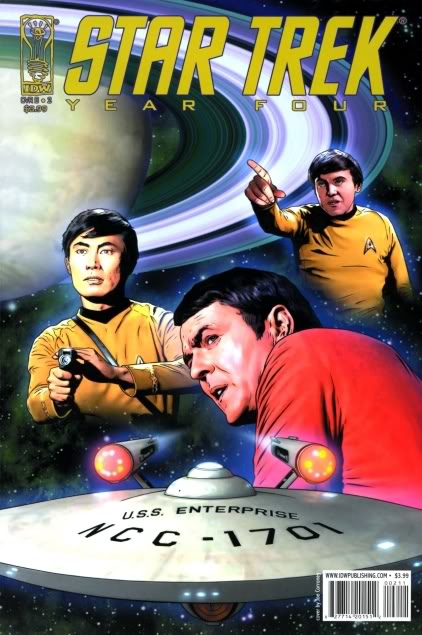 Year Four: The Enterprise Experiment [TOS;2008] 2bmin