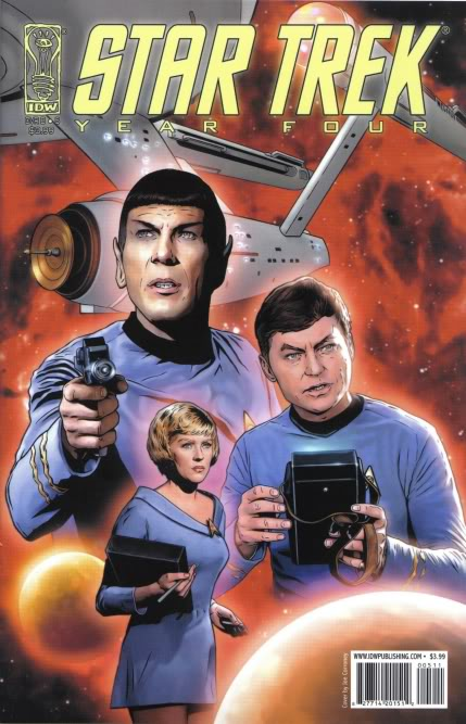 Year Four: The Enterprise Experiment [TOS;2008] 5bmin