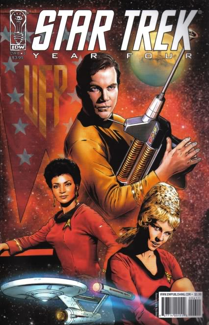 Year Four: The Enterprise Experiment [TOS;2008] 6bmin