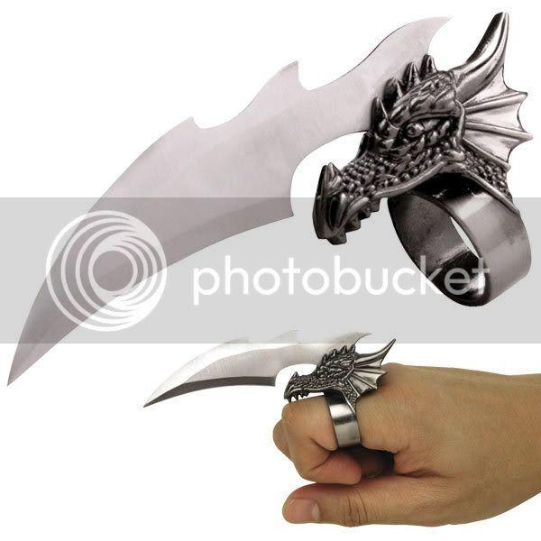 Vail the Demon Drake DragonRing