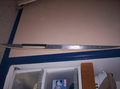 Wooden Swords ScifiSword1