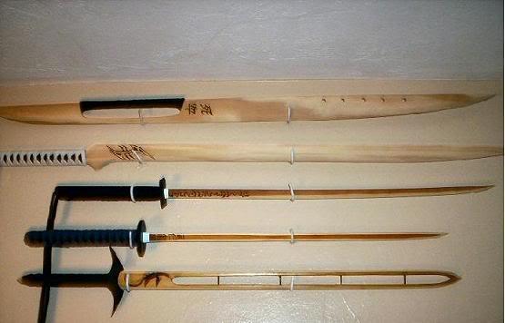 Wooden Swords WoodSwords1