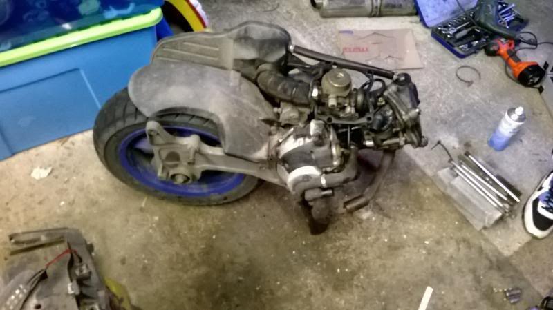 scooter work underway Runner12_zpsbcd20470