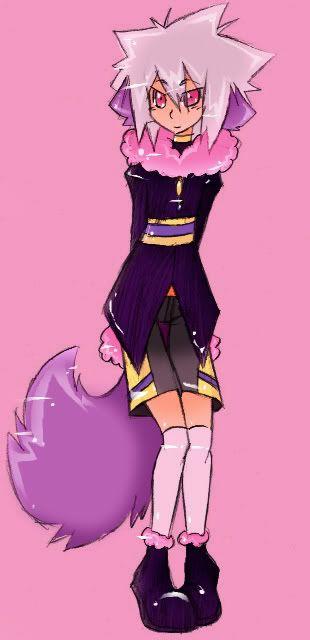 mes dédéssins-choux Purple