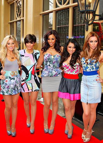 The Saturdays Heels 3341481372_4ac110a109