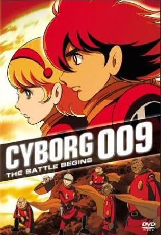 Cyborg 009 Capa_Cyborg_009