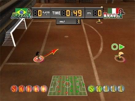 لعبه الكرة الرائعه Kidz Sports International Footballوبمساحه 100ميجا فقط عند التحميل وعلي اكثر من سيرفر Kidz
