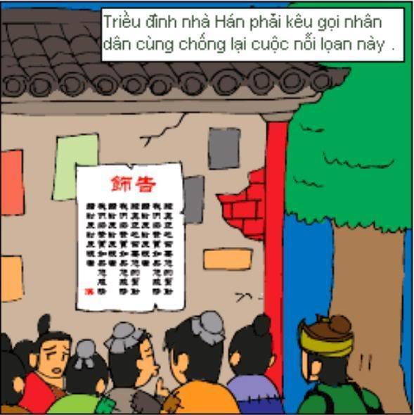 Tam Quốc Diễn Nghĩa truyện tranh hài 14
