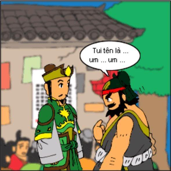 Tam Quốc Diễn Nghĩa truyện tranh hài 19