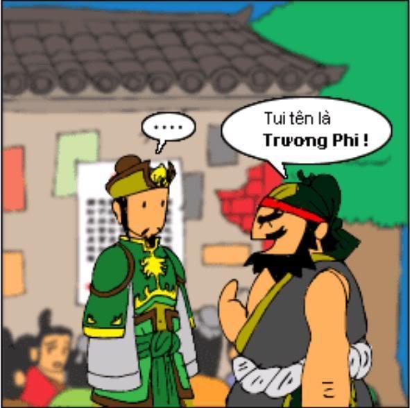 Tam Quốc Diễn Nghĩa truyện tranh hài 22-1