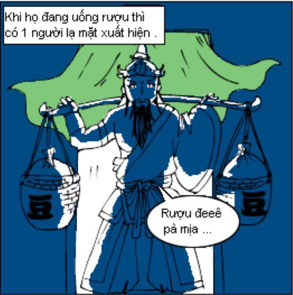Tam Quốc Diễn Nghĩa truyện tranh hài 24