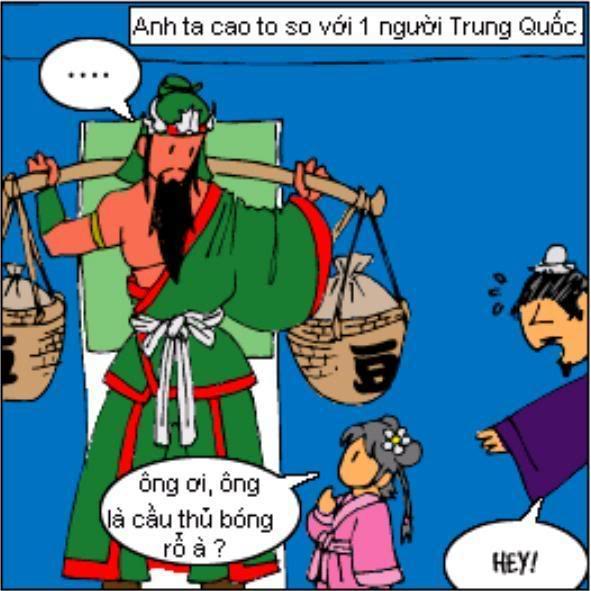 Tam Quốc Diễn Nghĩa truyện tranh hài 27