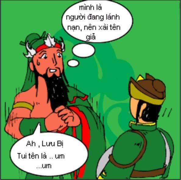Tam Quốc Diễn Nghĩa truyện tranh hài 29