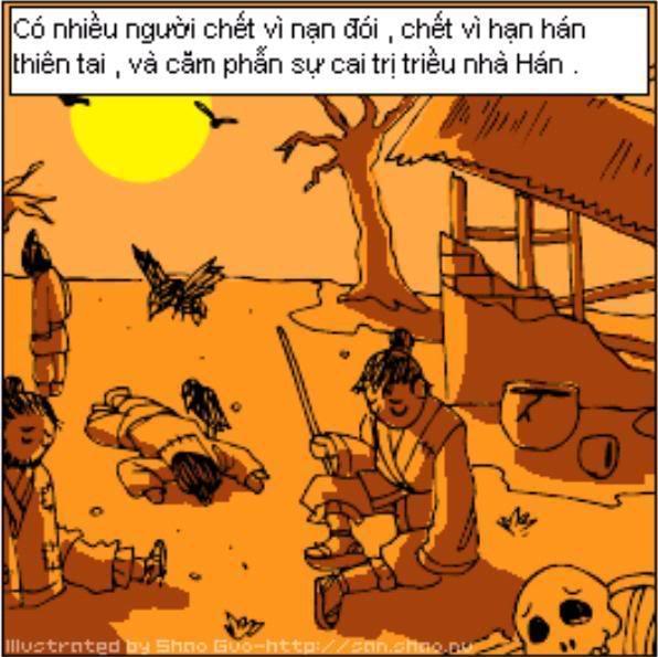 Tam Quốc Diễn Nghĩa truyện tranh hài 3-1