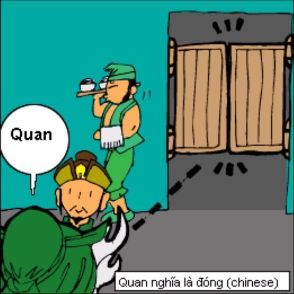 Tam Quốc Diễn Nghĩa truyện tranh hài 30