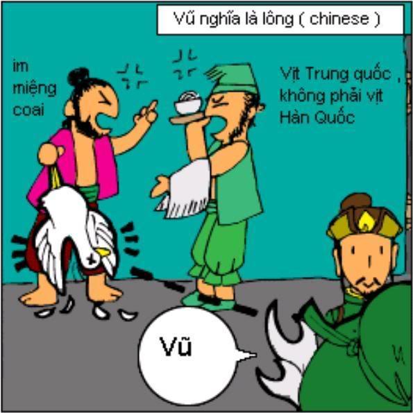 Tam Quốc Diễn Nghĩa truyện tranh hài 31-1