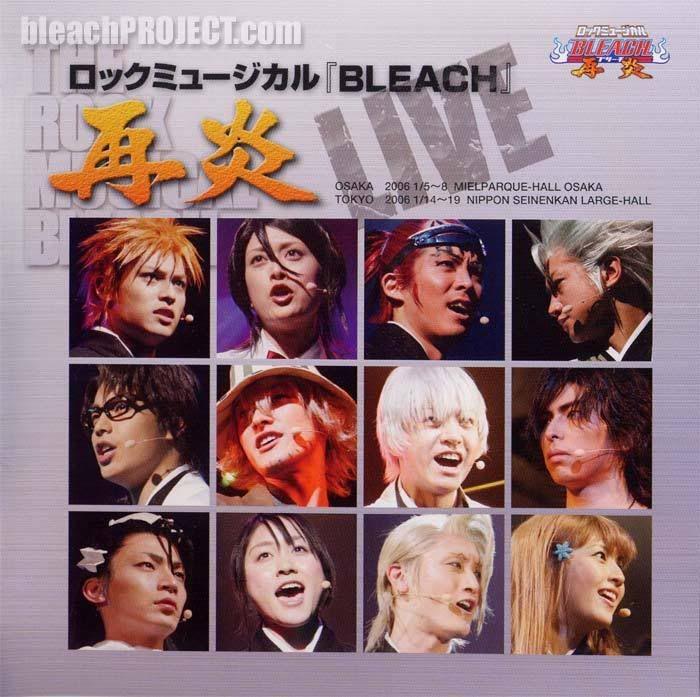 cosplays de bleach!... - Página 2 Cover_rock_musical