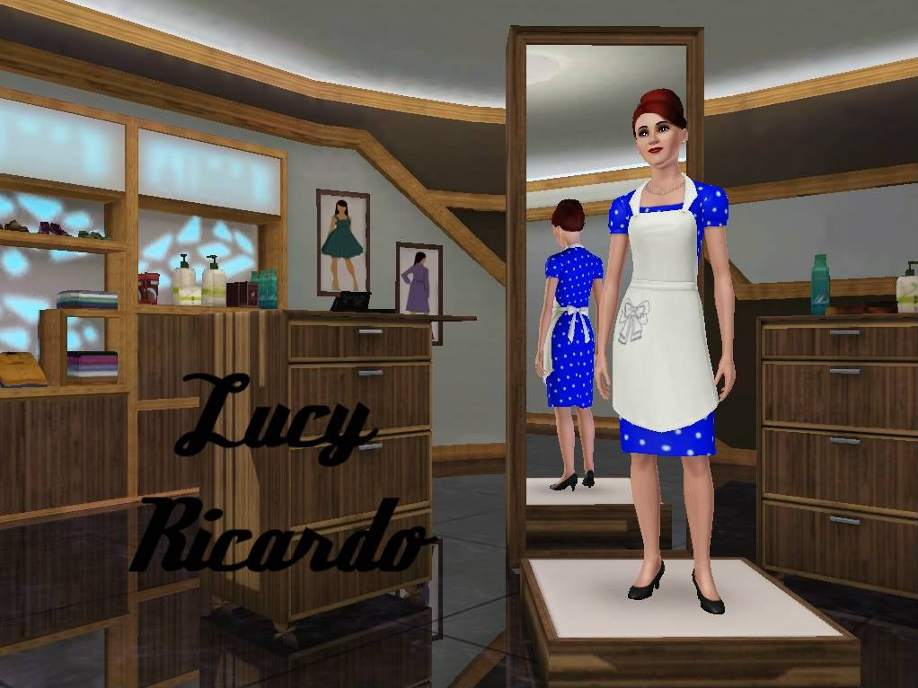 Sim Costume Contest - Closed for Judging Lucy