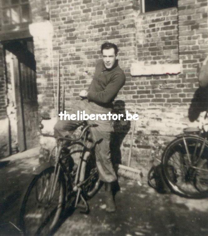 Vélo WWII Bike4