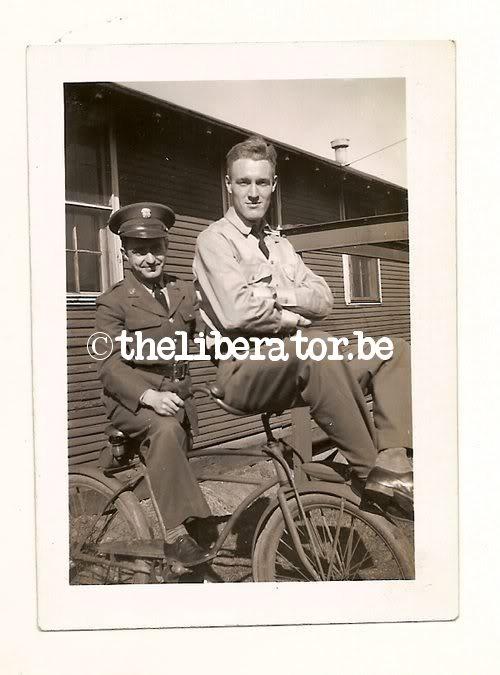 Vélo WWII Huffman1942