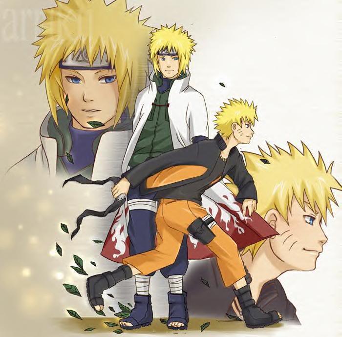 صور ناروتو Naruto4thhokage