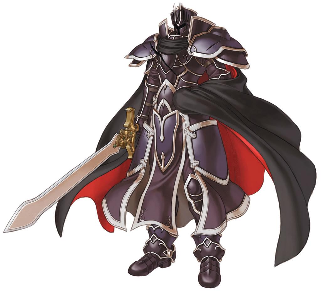 Black Knight's weapons. Black_knight_2