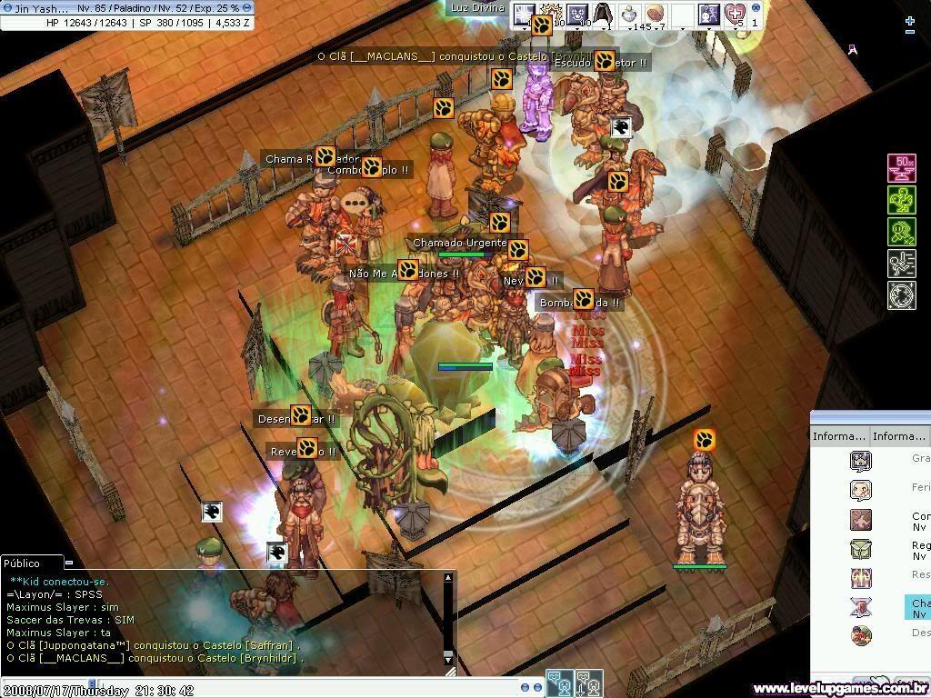WoE 17/07 (Strikers) ScreenOdin676