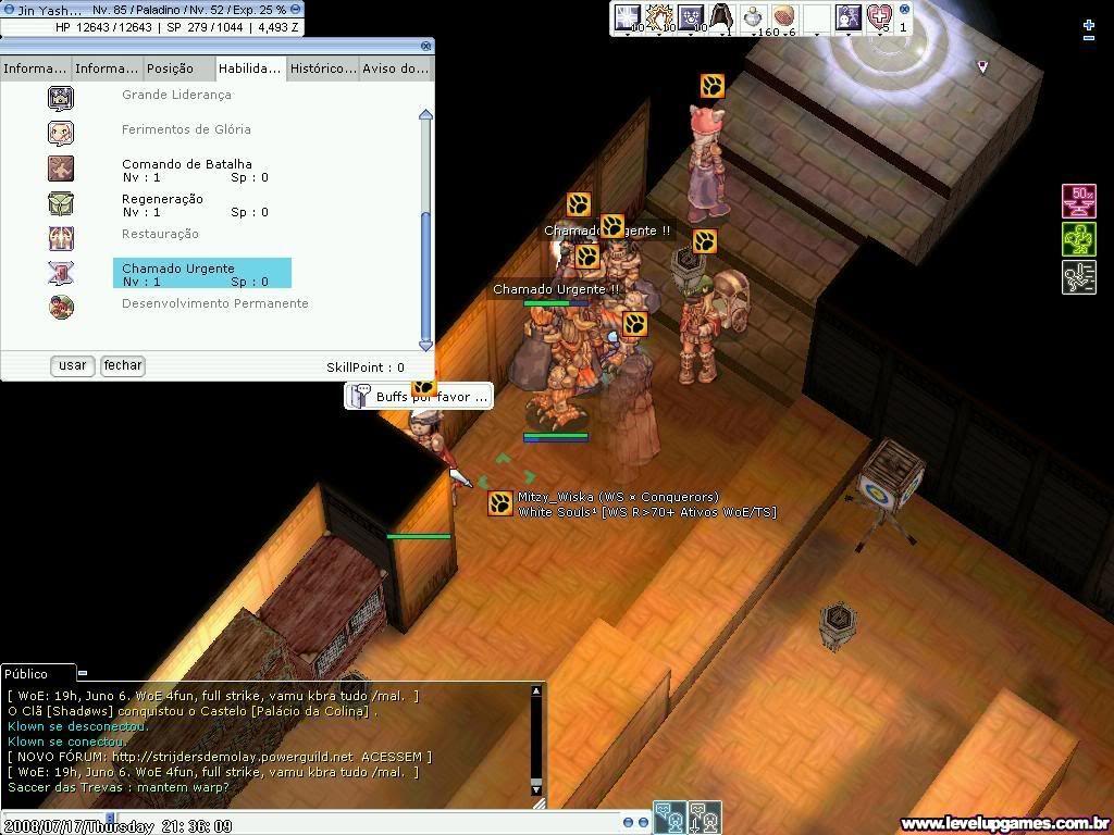 WoE 17/07 (Strikers) ScreenOdin677