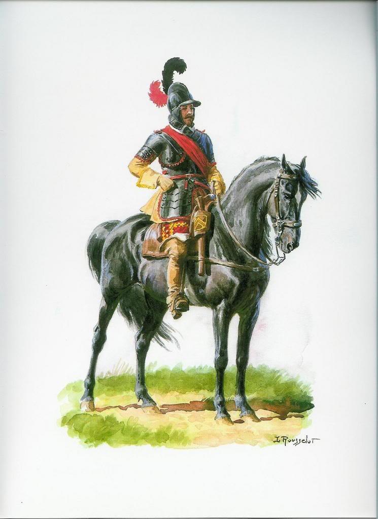 Petit Plat à l'huile ... Carabiniers 1812 RousselotBlackHorse