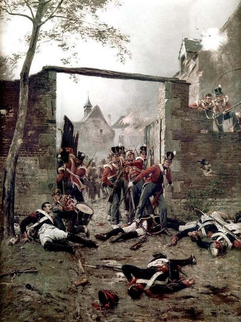 Hougoumont 1815 Hougoumont3_zpsjafyrb2d