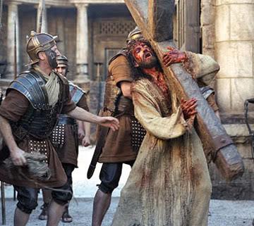 دعوى للرد : بابا الفاتيكان: اليهود لم يقتلوا المسيح  PASSION3