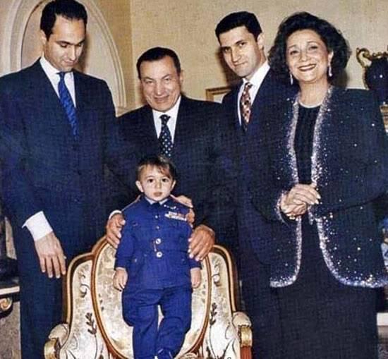 وفاة محمد علاء حسنى مبارك