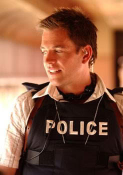 Agente especial Anthony DInozzo (Michael Weatherly) DiNozzo