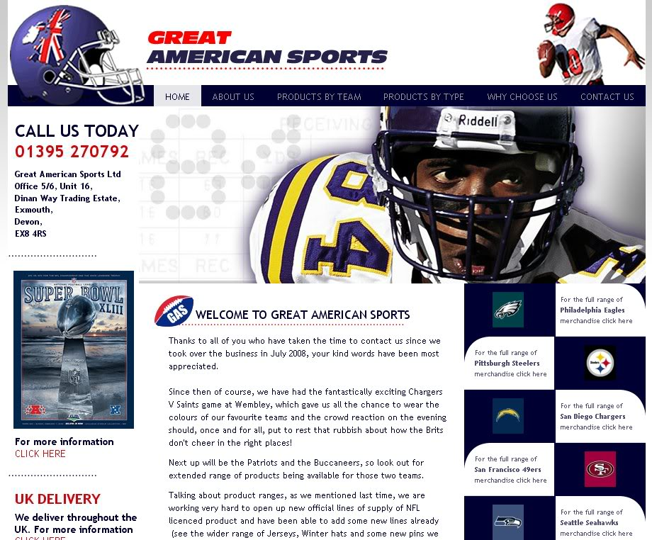 Great American Sports Greatamericansports