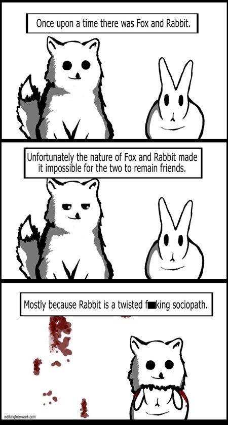 Study Hall. - Page 3 Foxandrabbit