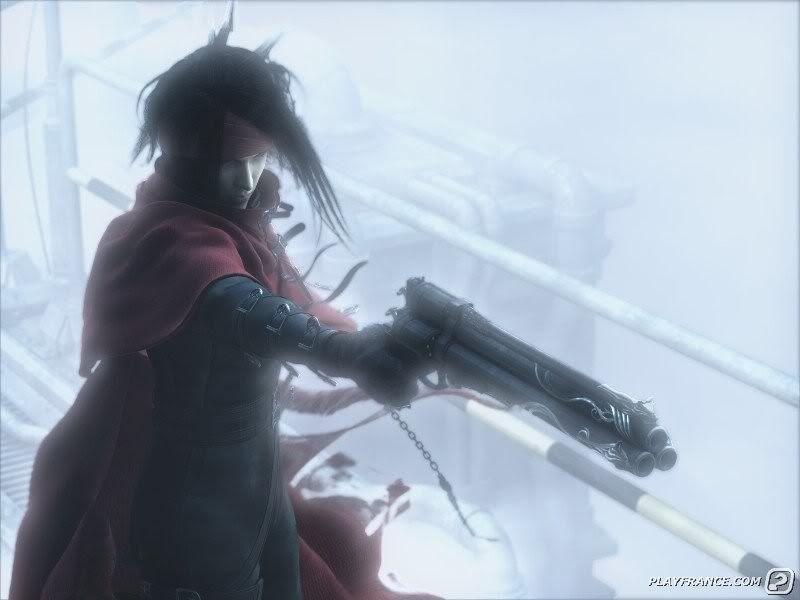 Final Fantasy: Dirge of Cerberus Review! 8839
