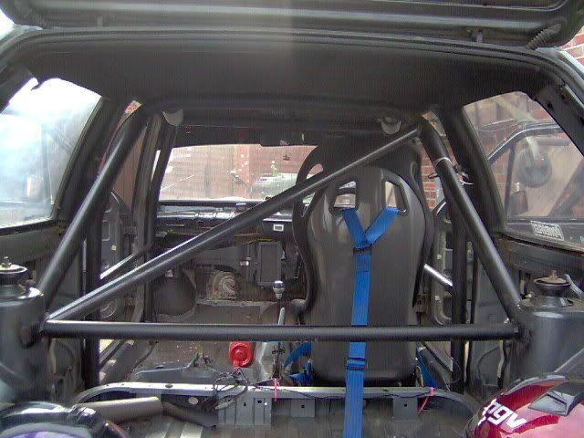 Mk2 trackcar ROLLCAGE001