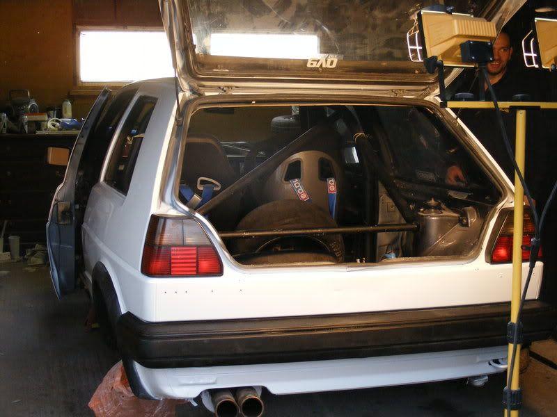 Mk2 trackcar Repaint032