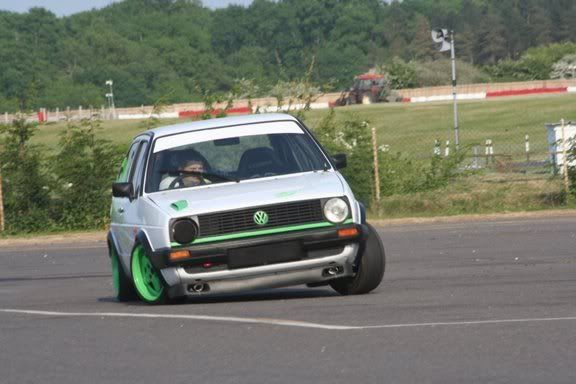Mk2 trackcar Sprinting2