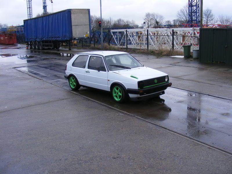 Mk2 trackcar Weighin002