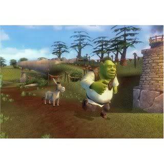 Shrek the Third [PS2] Shrek34