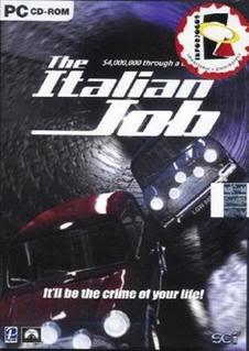 The Italian Job (PC Version) Theitalianjob