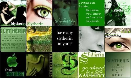 Σπιτικά Ξωτικά Slytherin