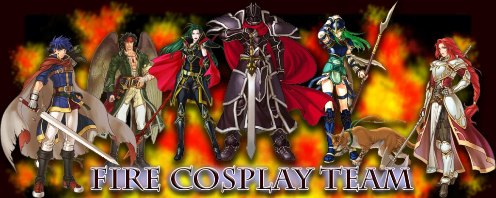 Fire Cosplay Team