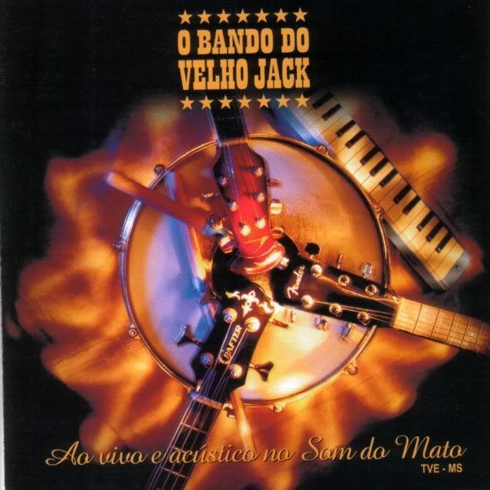 O Bando Do Velho Jack - Ao vivo e Acústico _front
